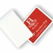 Membership/Loyalty Cards
