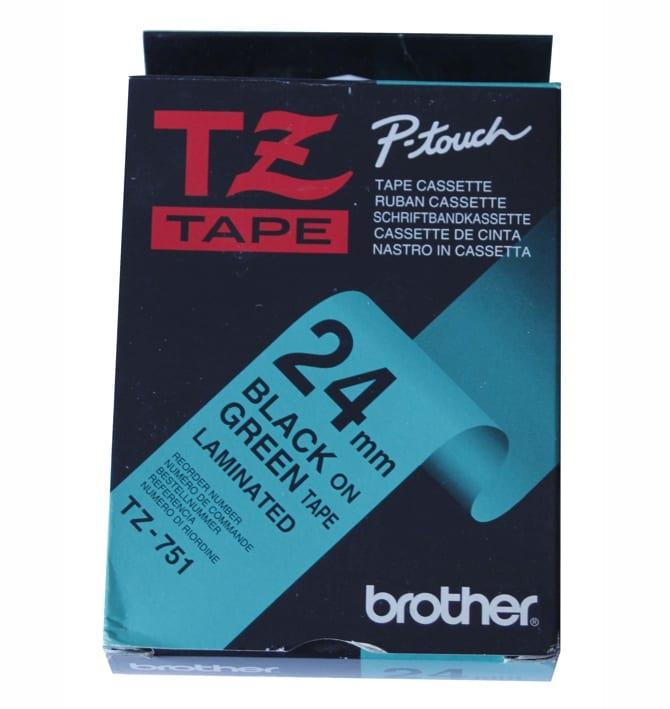 Brother TZ Tapes